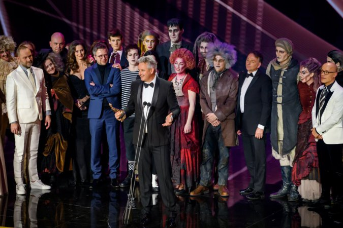 WINNAAR MUSICAL AWARDS 1